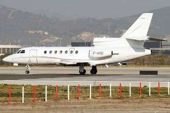 F-HISI - Private Dassault Falcon 50