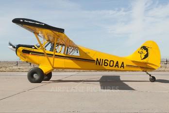 N160AA - Private Aviat A-1 Husky