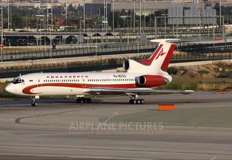 RA-85123 - Aviaenergo Tupolev Tu-154M