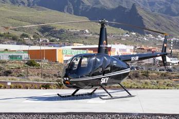 EC-LQE - Helidream Canarias Robinson R44 Astro / Raven