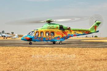 ZS-EOS - Private Agusta Westland AW139