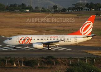 PR-GOB - GOL Transportes Aéreos  Boeing 737-700