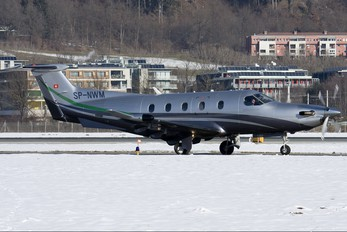 SP-NWM - Private Pilatus PC-12