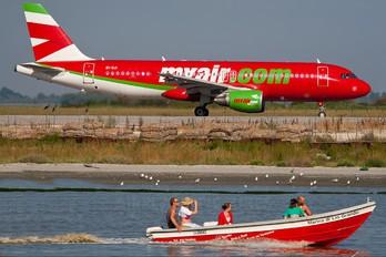 EI-DJI - Myair Airbus A320