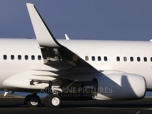 N374BJ - Private Boeing 737-900