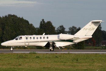 PH-FJK - JetNetherlands Cessna 525B Citation CJ3