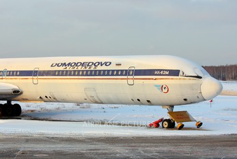 RA-86499 - Domodedovo Airlines Ilyushin Il-62 (all models)