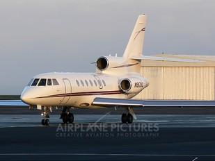 N917JC - Private Dassault Falcon 50