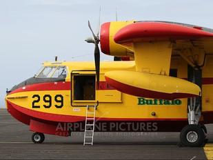 C-GFNF - Buffalo Airways Canadair CL-215