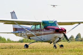 OK-LTA - Private Cessna 172 RG Skyhawk / Cutlass