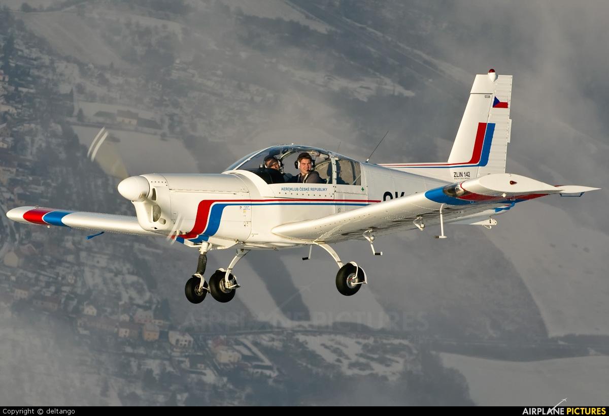 Aeroklub Praha Letnany OK-NOK aircraft at In Flight - Czech Republic
