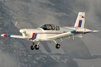 OK-NOK - Aeroklub Praha Letnany Zlín Aircraft Z-142