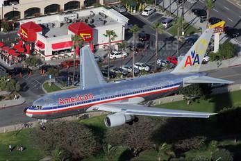N320AA - American Airlines Boeing 767-200ER