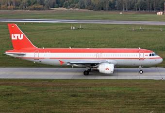 D-ALTE - LTU Airbus A320