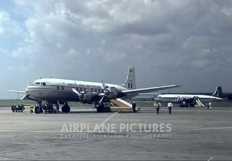 I-DIME - Societa Arerea Mediterranea Douglas DC-6B