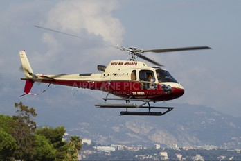3A-MWI - Heli Air Monaco Eurocopter AS350 Ecureuil / Squirrel