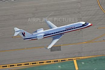 N862AS - American Eagle Canadair CL-600 CRJ-200