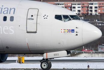 LN-RRX - SAS - Scandinavian Airlines Boeing 737-600