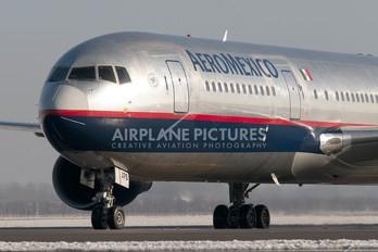 XA-APB - Aeromexico Boeing 767-300ER