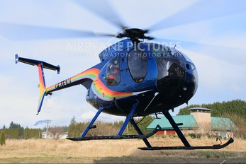 C-GSZM - Prism Helicopters Hughes 500D