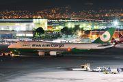 B-16463 - Eva Air Boeing 747-400 aircraft