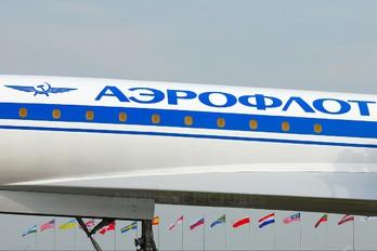 RA-77115 - Aeroflot Tupolev Tu-144