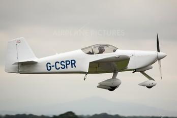 G-CSPR - Private Vans RV-6A
