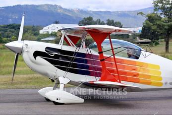 N531BC - Private Christen Eagle II