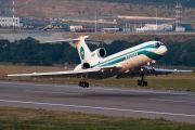 RA-85675 - Alrosa Tupolev Tu-154M aircraft