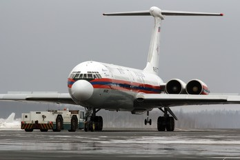 RA-86570 - Russia - МЧС России EMERCOM Ilyushin Il-62 (all models)