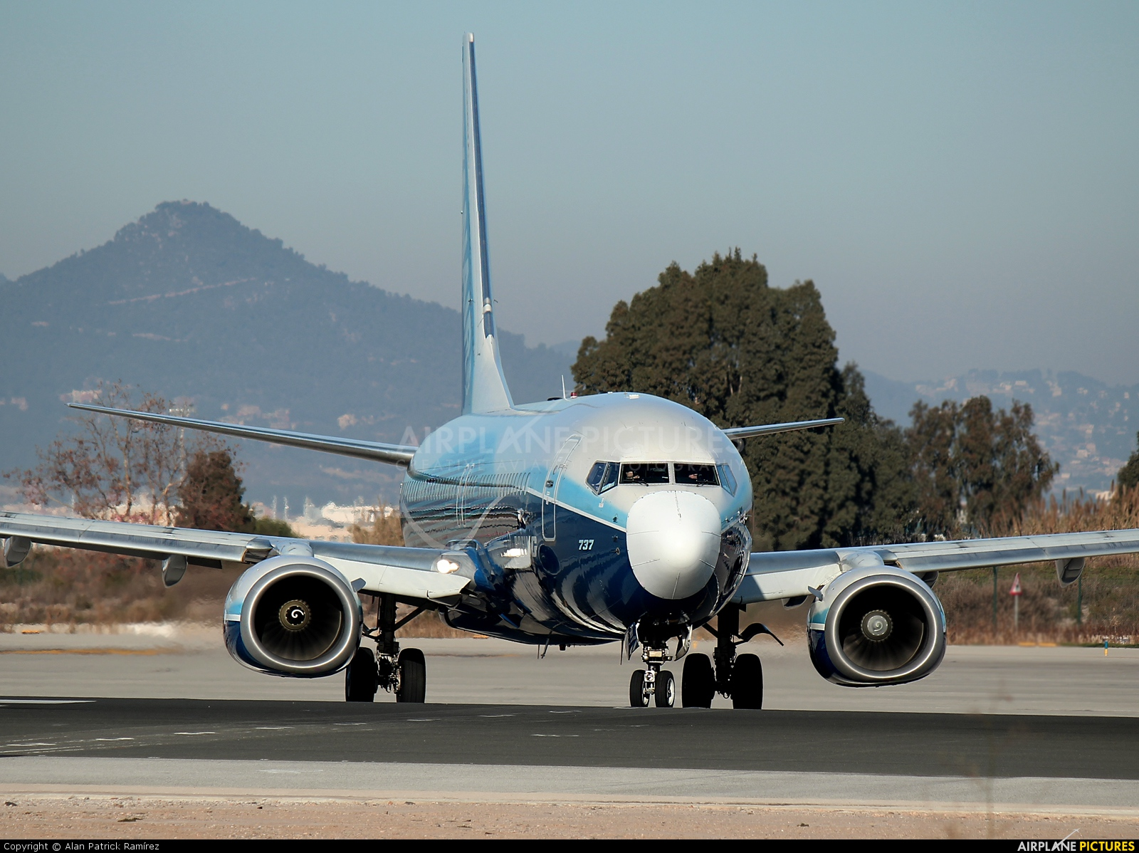 Ryanair EI-DCL aircraft at Barcelona - El Prat