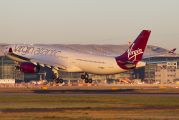 G-VRAY - Virgin Atlantic Airbus A330-300 aircraft