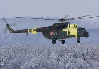 0841 - Slovakia -  Air Force Mil Mi-17