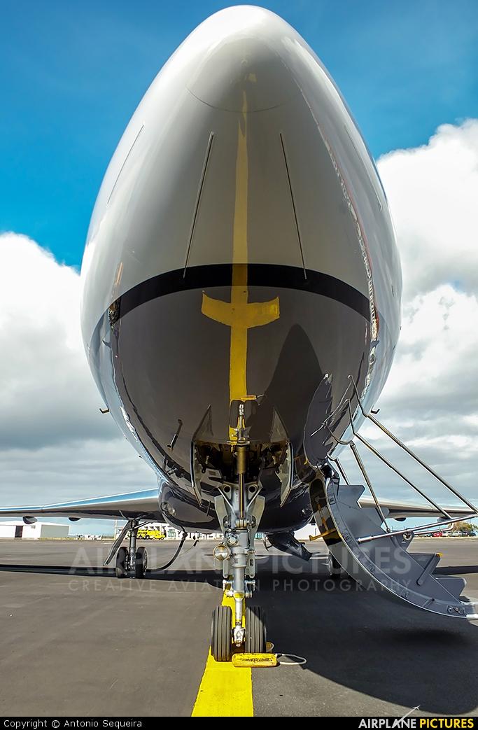 TAG Aviation HB-JKL aircraft at Azores - Santa Maria
