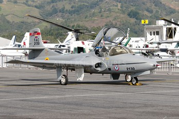 FAC2130 - Colombia - Air Force Cessna T-37B Tweety Bird