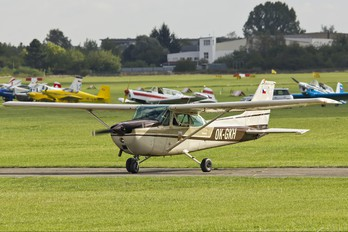 OK-GKH - Private Cessna 172 Skyhawk (all models except RG)