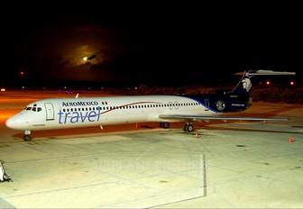 N848SH - Aeromexico Travel McDonnell Douglas MD-83