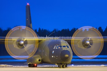 50+59 - Germany - Air Force Transall C-160D