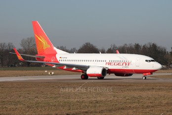 D-AHXA - Regent Airways Boeing 737-700