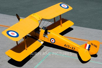 VH-FAS - Private de Havilland DH. 82 Tiger Moth