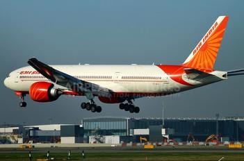 VT-ALG - Air India Boeing 777-200LR