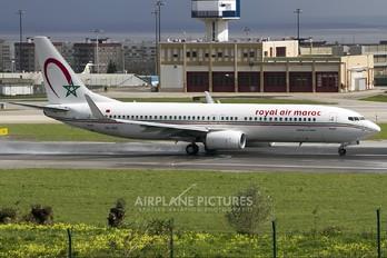 CN-RGF - Royal Air Maroc Boeing 737-800