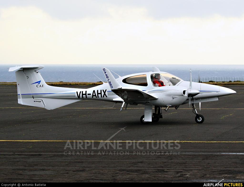Private VH-AHX aircraft at Azores - Santa Maria