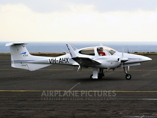 VH-AHX - Private Diamond DA 42 Twin Star