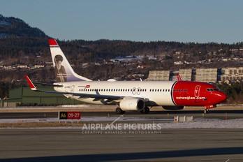 LN-NIC - Norwegian Air Shuttle Boeing 737-800