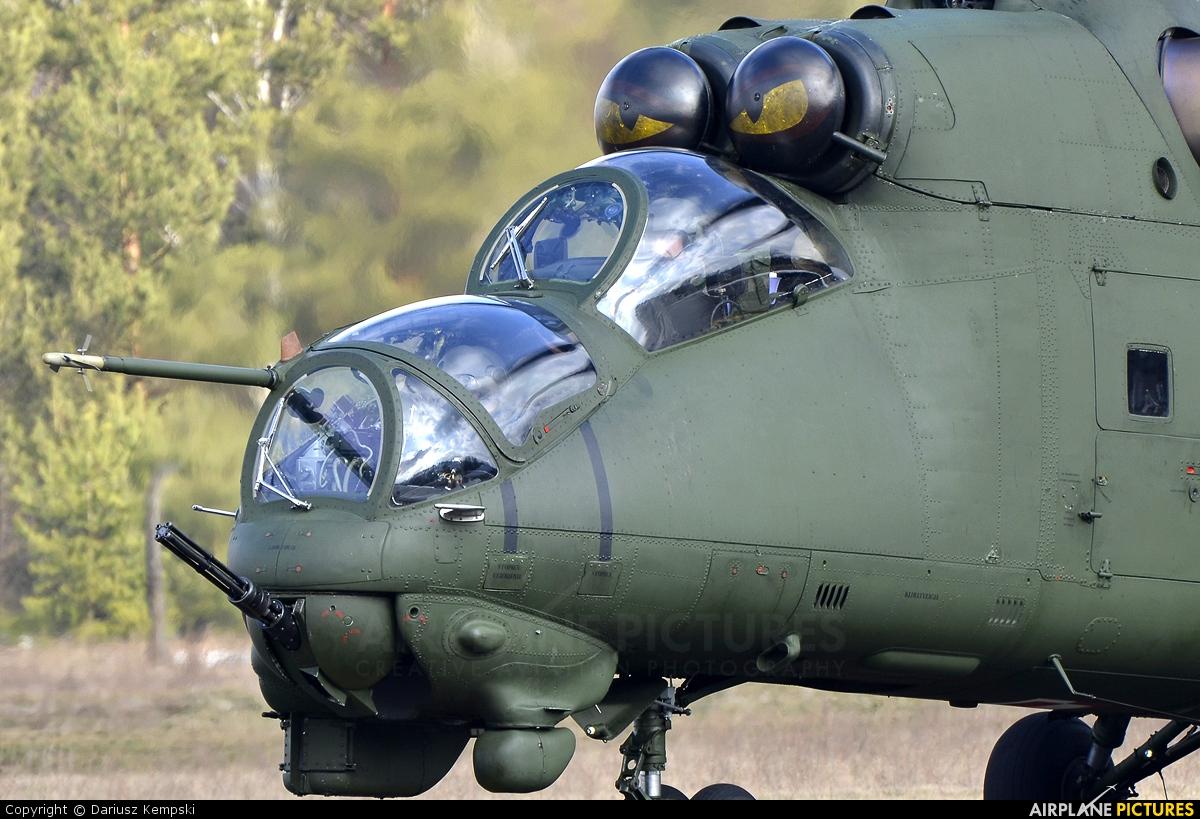 Poland - Army 169 aircraft at Łódź - Lublinek