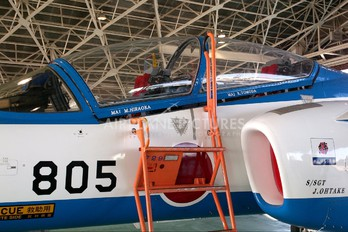 26-5805 - Japan - ASDF: Blue Impulse Kawasaki T-4