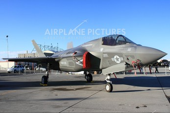 168713 - USA - Marine Corps Lockheed Martin F-35B Lightning II