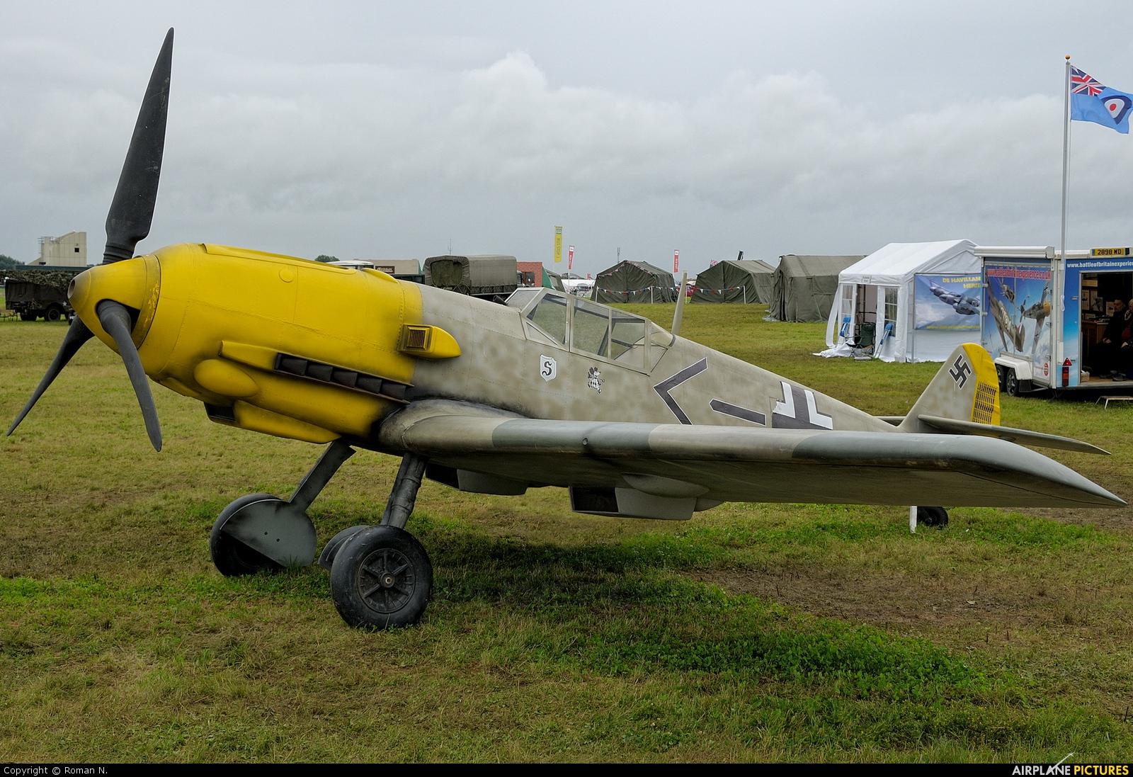 Germany Luftwaffe Ww2 Messerschmitt Bf 109 Replica