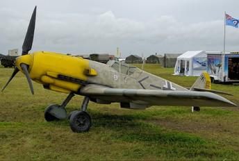 - - Germany - Luftwaffe (WW2) Messerschmitt Bf-109 (Replica)